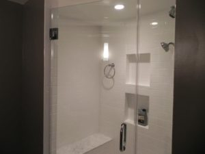 shower tile installed in gaithersburg