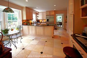 kitchen addition remodeled
