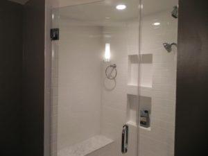 shower tile installed in gaithersburg