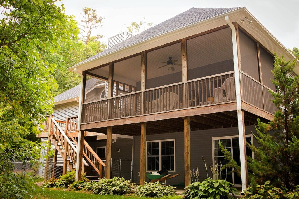 screened porch contractor gaithersburg